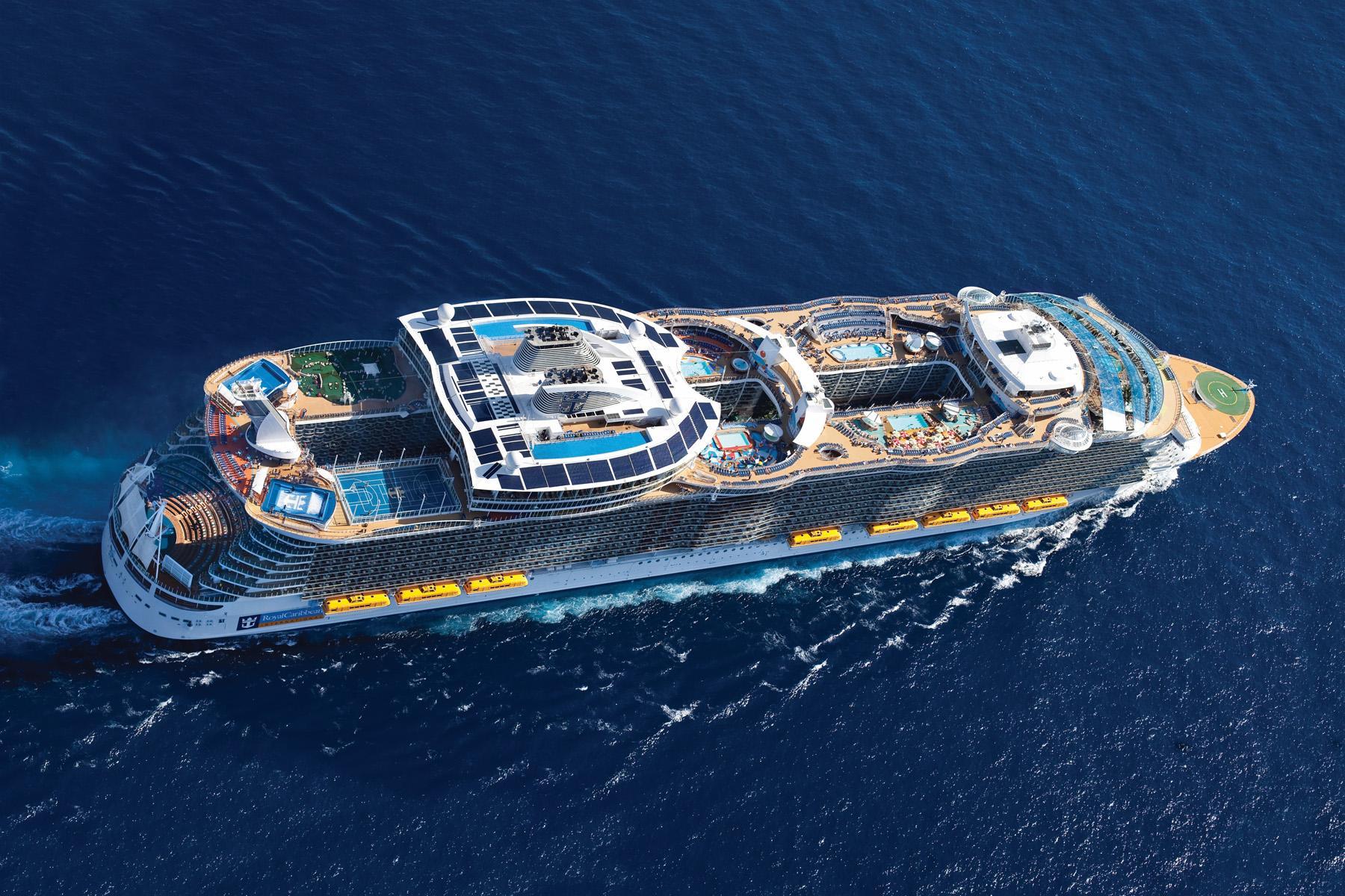 oasis of the seas cruiserecensies. Black Bedroom Furniture Sets. Home Design Ideas