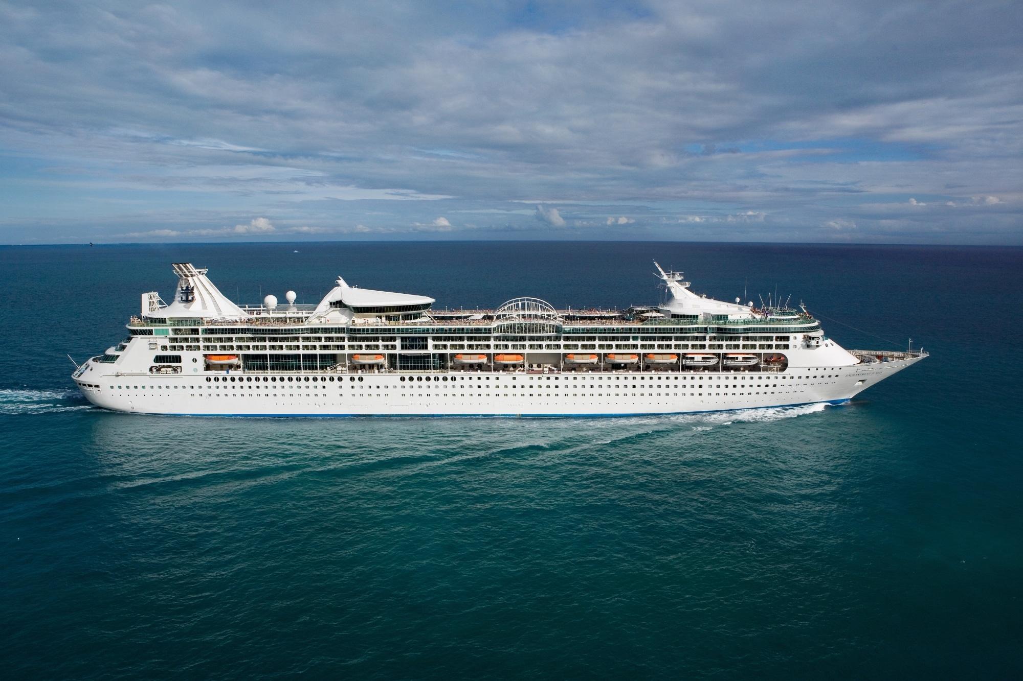 Enchantment Of The Seas Cruiserecensies