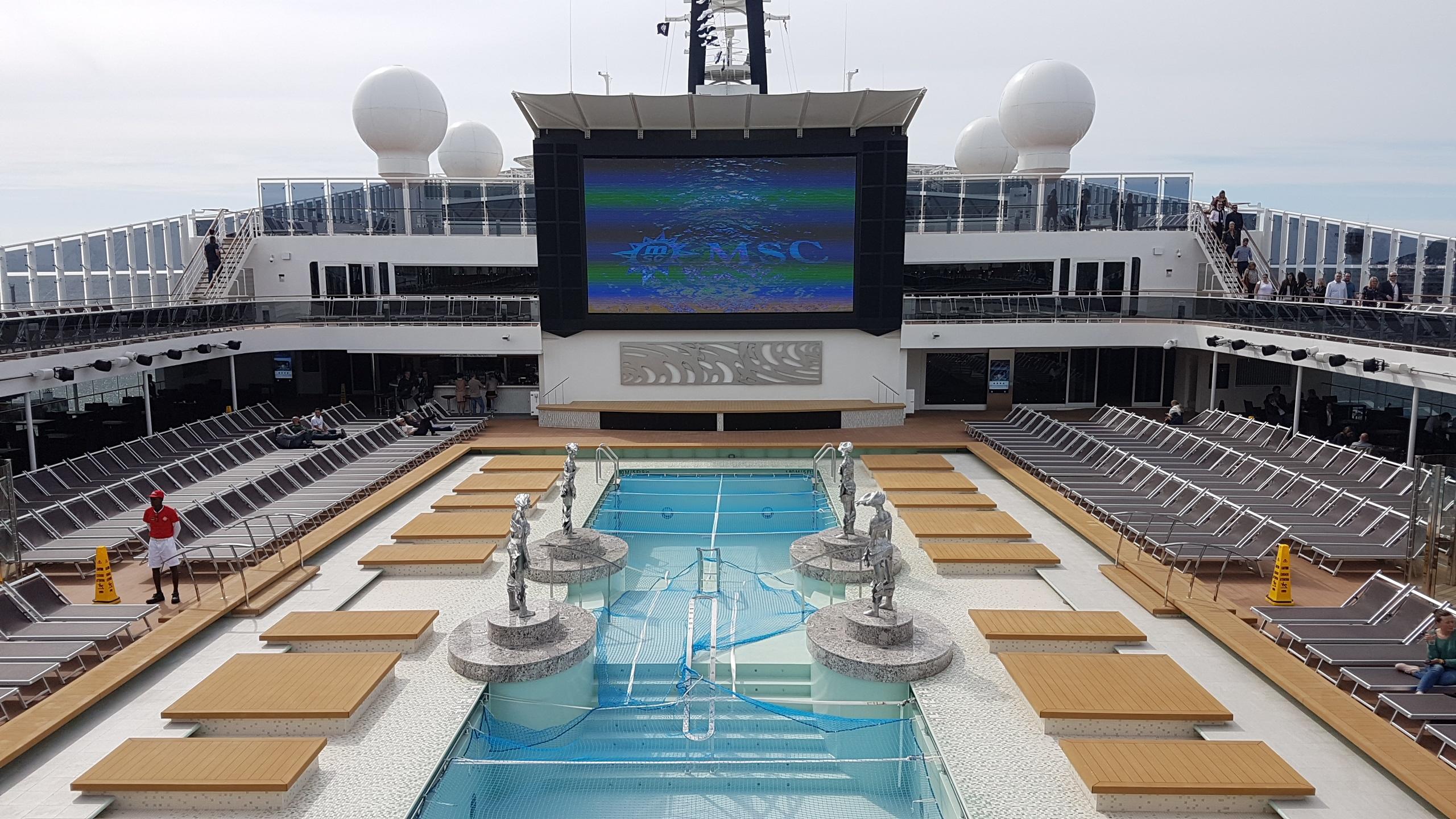 Msc Meraviglia Cruiserecensies