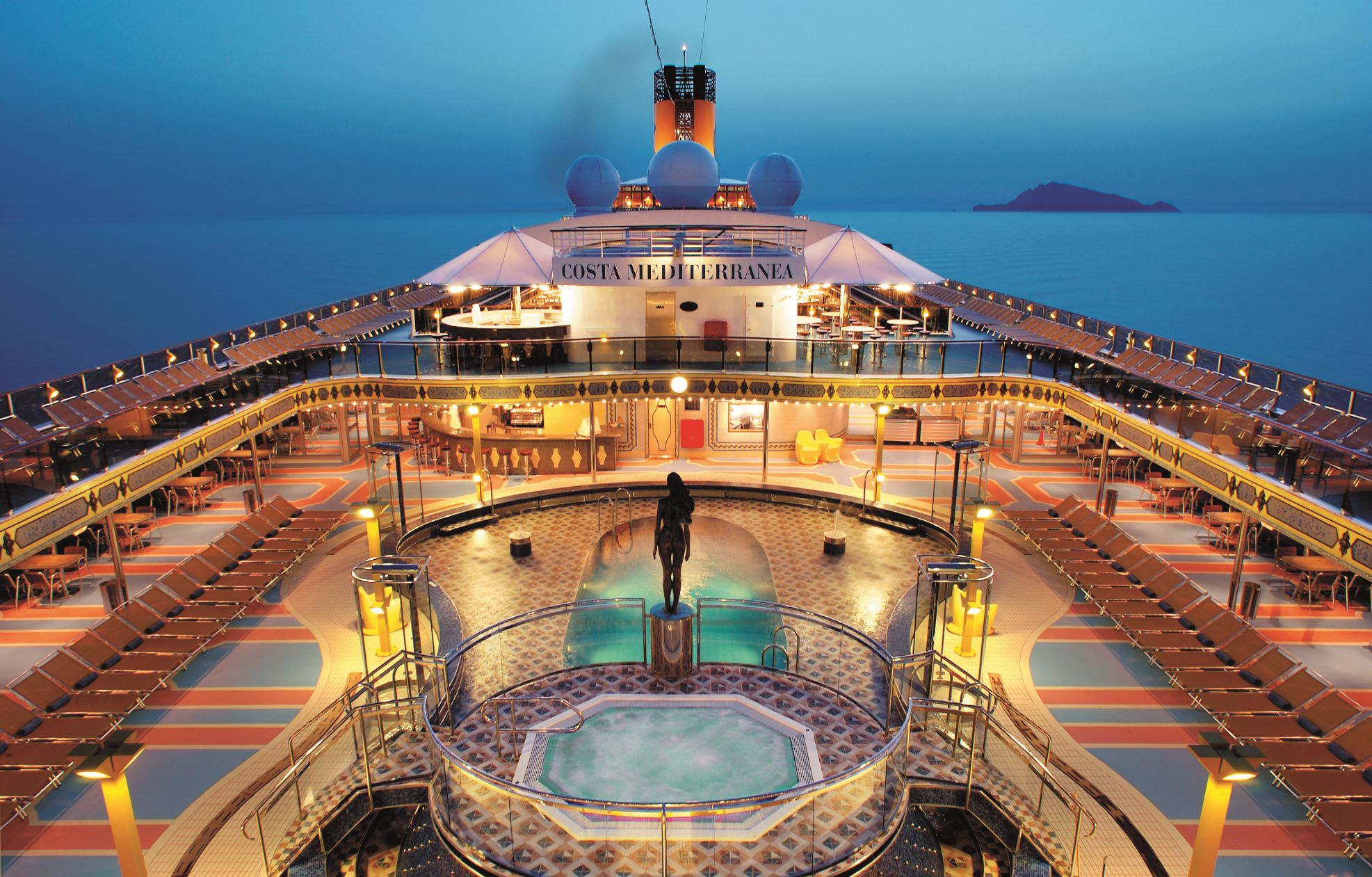 Costa Cruises Cruiseschepen en Cruisevakanties