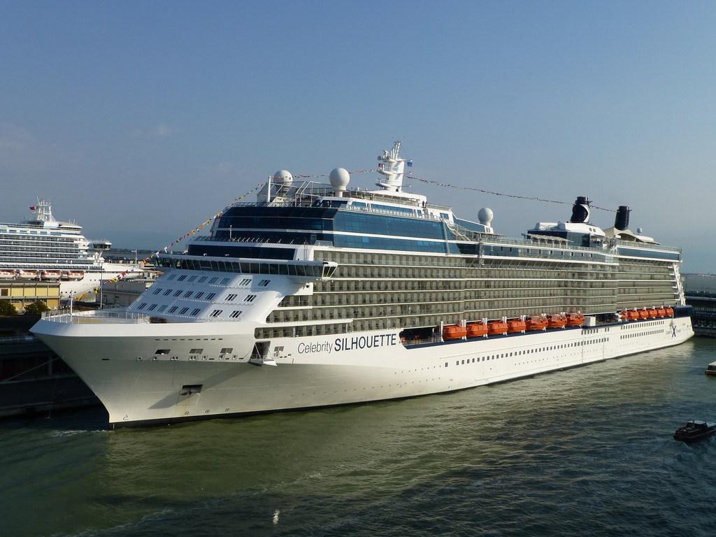 Celebrity Silhouette - Itinerary Schedule, Current ...