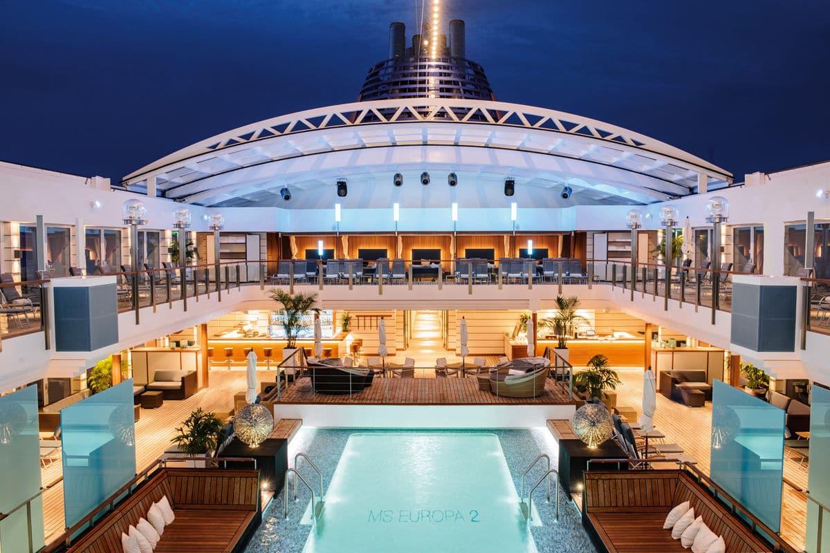 Europa 2 Cruiserecensies