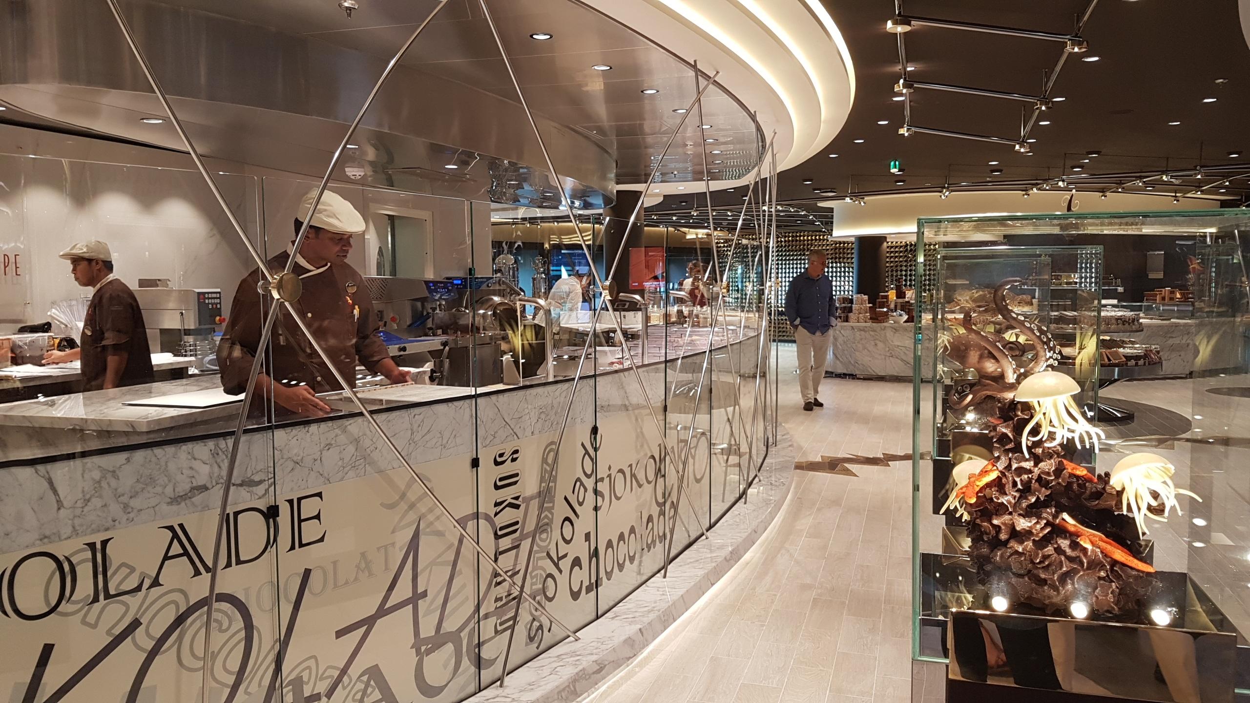 Msc Meraviglia Cruiserecensiescruiserecensies