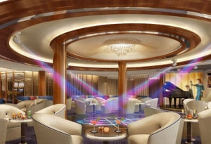 Seabourn Encore The Club