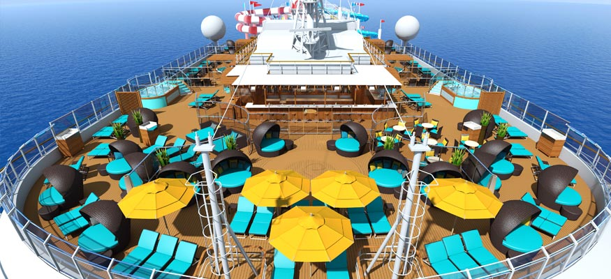 Carnival Horizon Cruiserecensies